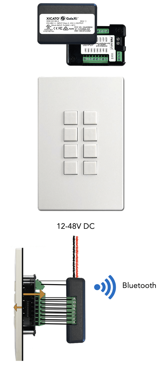 XSW Programmable Switch